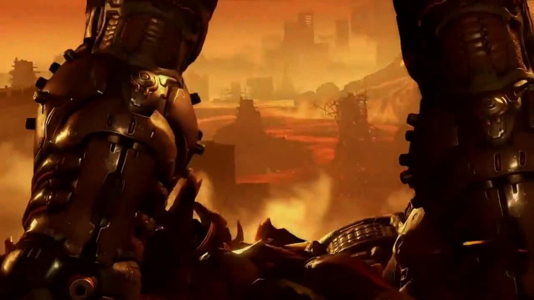DOOM Eternal TV Commercial Ad 2020, Dominant Life Form