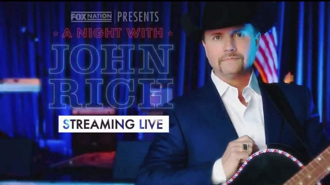 FOX Nation TV Commercial Ad 2020, A Night With John Rich