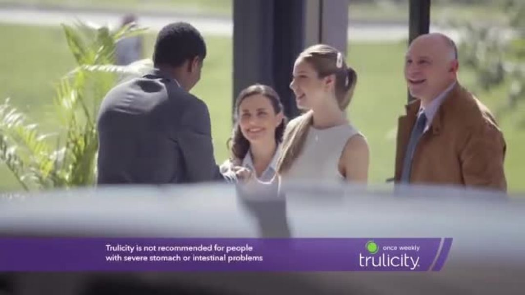 Trulicity TV Commercial Ad 2020, Power Day of Work