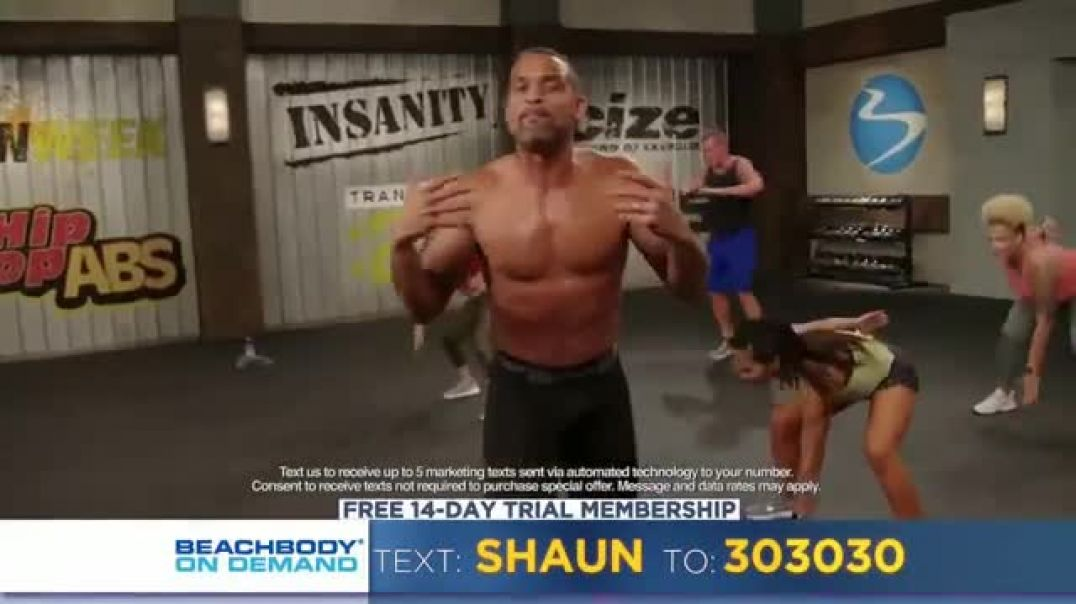 Beachbody On Demand TV Commercial Ad 2020, Last Chance for a Free Membership Featuring Shaun T