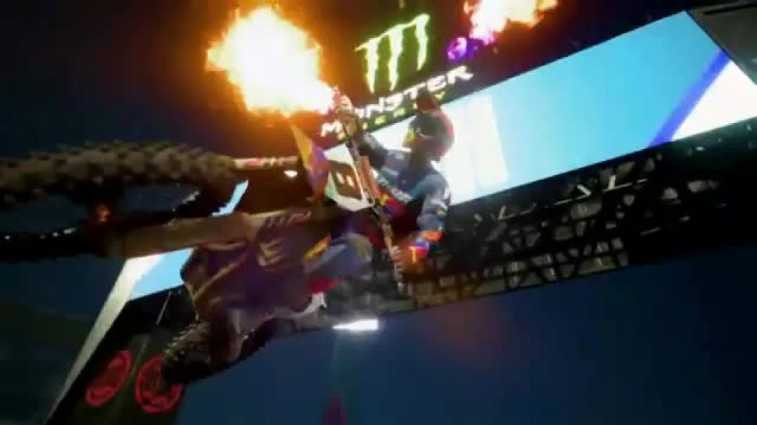 Monster Energy Supercross 3 TV Commercial Ad 2020, One of Us