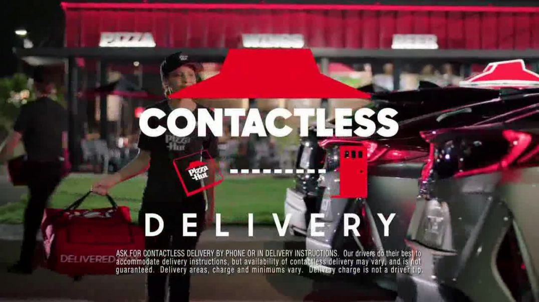 Pizza Hut TV Commercial Ad 2020, Work From Home