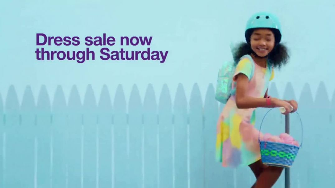 Target Dress Sale TV Commercial Ad 2020, Anthem Dresses Song by LONIS