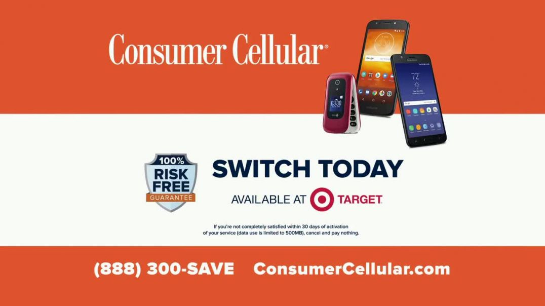 Consumer Cellular TV Commercial Ad 2020, Better Value Why Pay More Plans $20+ a Month