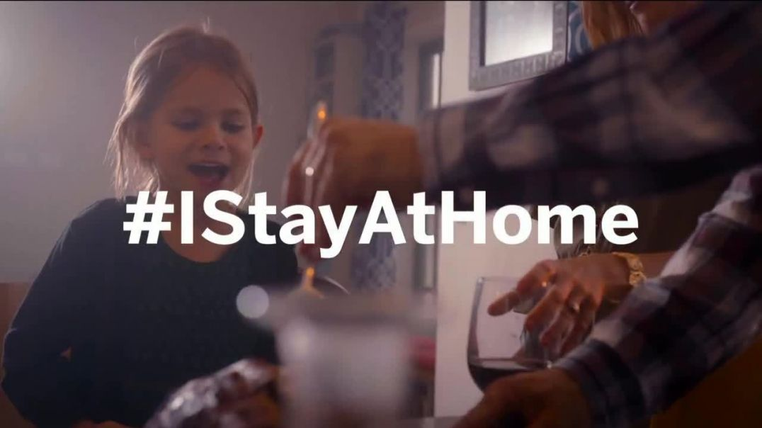 BBVA Compass TV Commercial Ad 2020, I Stay at Home