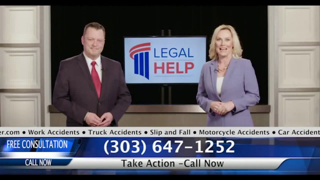 Legal Help Center TV Commercial Ad 2020, Mintz Law Firm Call Now