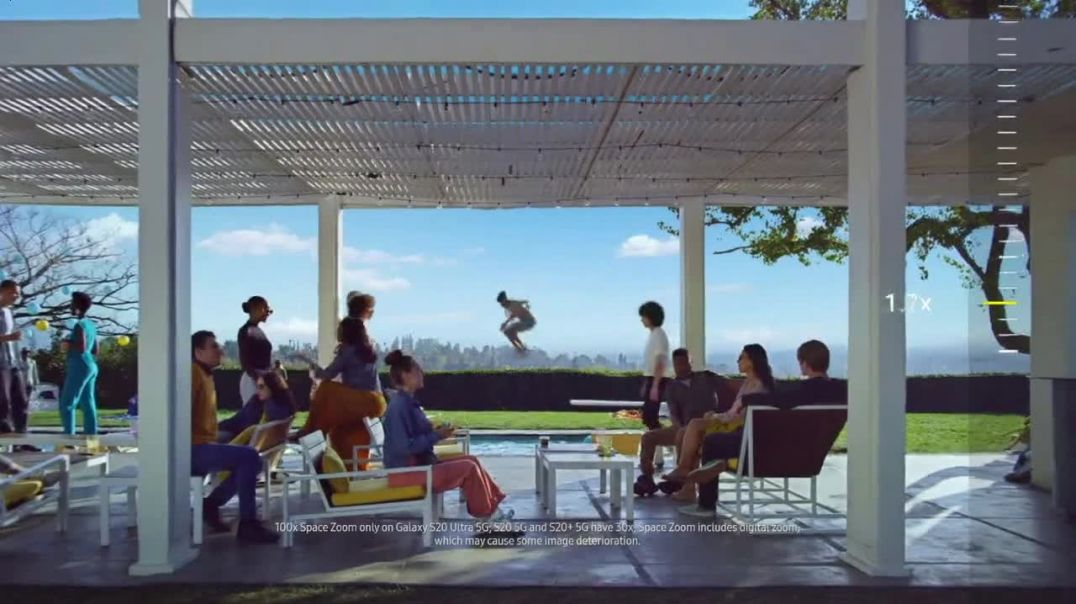 Samsung Galaxy S20 TV Commercial Ad 2020, Found $200 Off Song by DJ Shadow