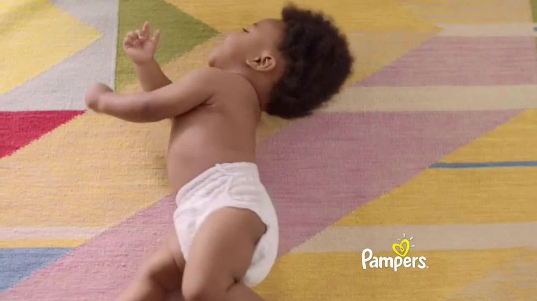 Pampers Cruisers 360 Fit TV Commercial Ad 2020, Pampers Cruisers 360 Song by Steppenwolf