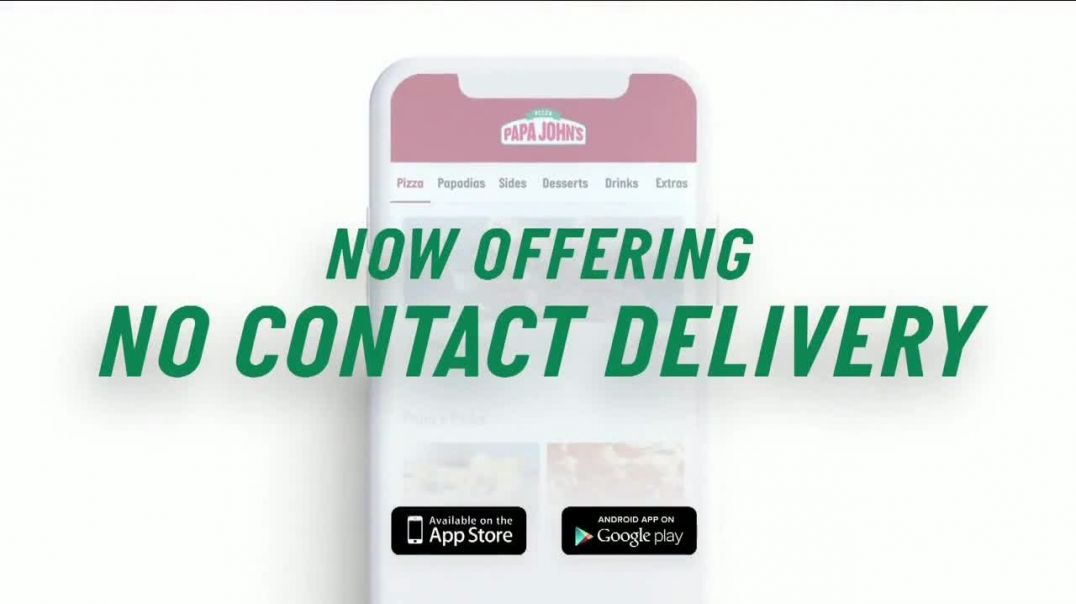Papa Johns TV Commercial Ad 2020, Quality Sealed