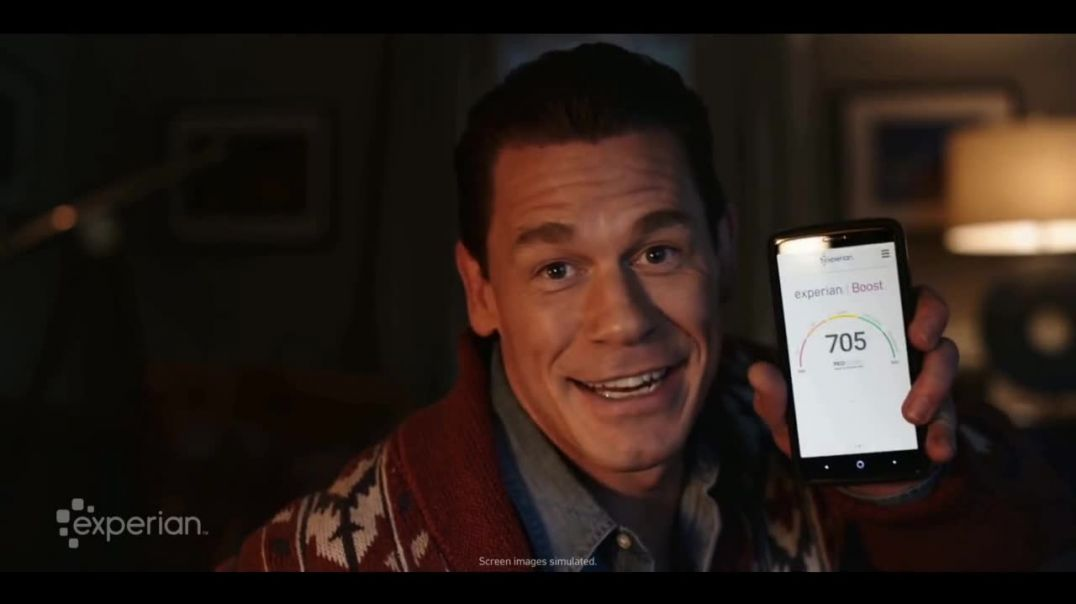 Experian Boost TV Commercial Ad 2020, Relationship Featuring John Cena