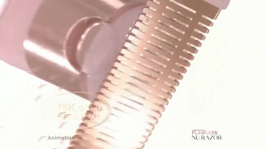 Finishing Touch Flawless Nu Razor TV Commercial Ad 2020, Never Before