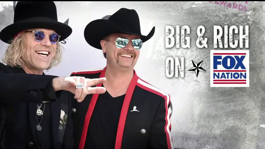 FOX Nation TV Commercial Ad 2020, A Night With John Rich & Big Kenny