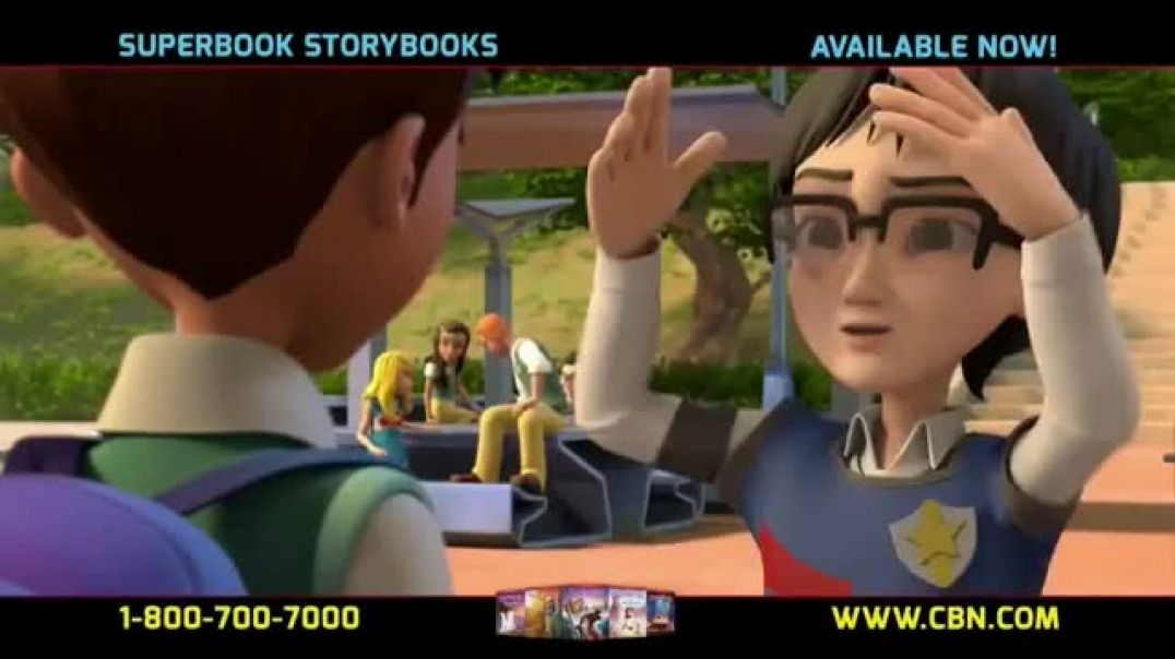 CBN Superbook Storybooks TV Commercial Ad 2020, Fill Up Your Easter Baskets
