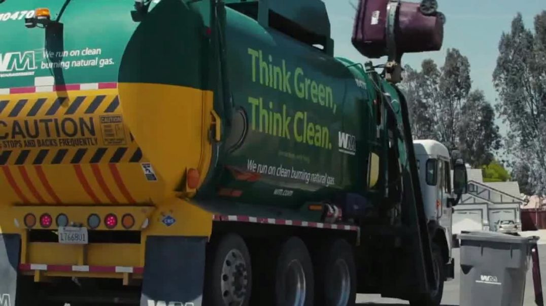 Waste Management TV Commercial Ad 2020, Always Working For A Sustainable Tomorrow