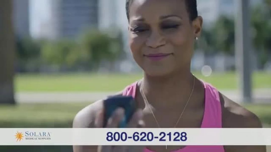 Solara Medical Supplies TV Commercial Ad 2020, Living With Diabetes