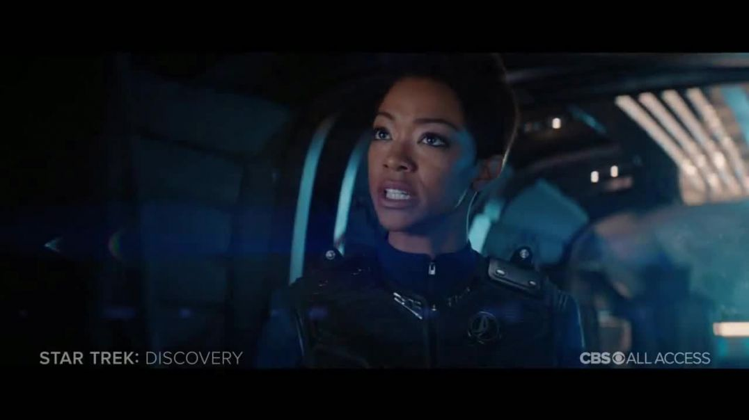 CBS All Access TV Commercial Ad 2020, Star Trek Discovery