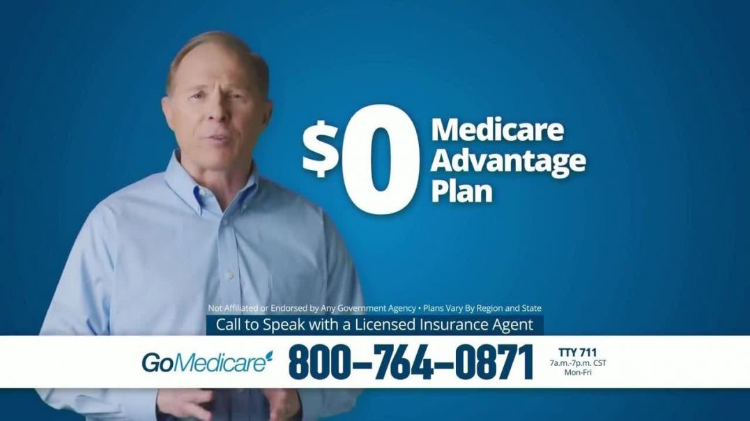 GoMedicare TV Commercial Ad 2020, $135 Added Back