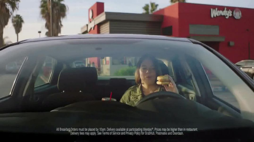 Wendys Breakfast TV Commercial Ad 2020, Dont Know It Yet We Deliver
