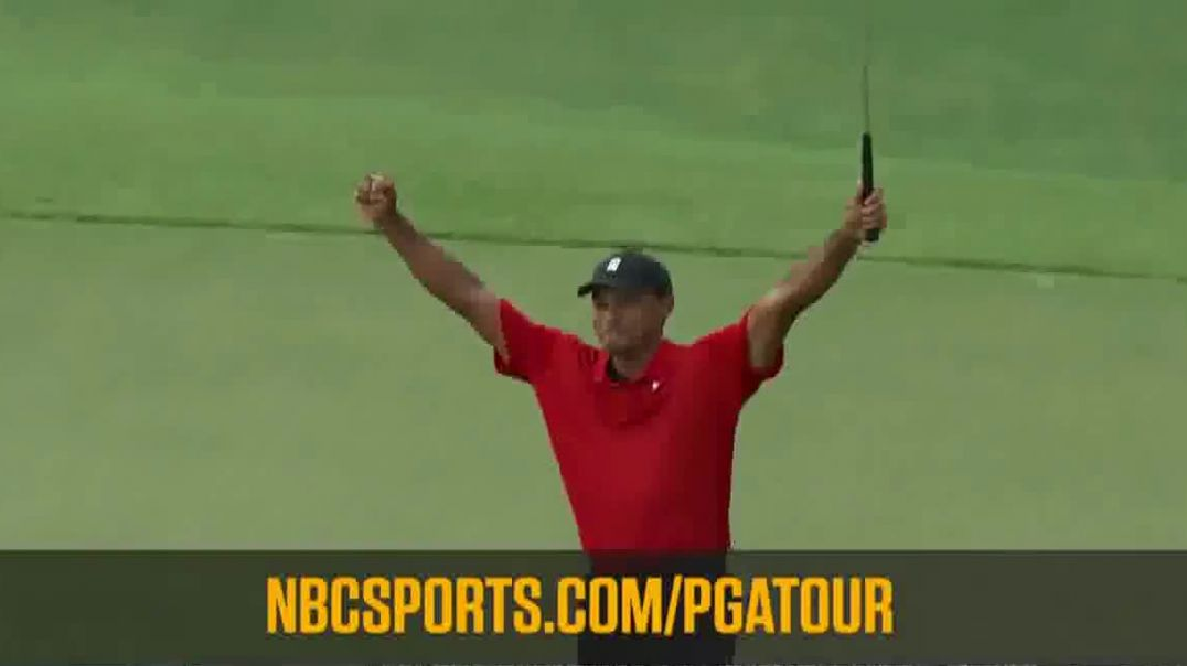 NBC Sports Gold TV Commercial Ad 2020, PGA Tour Live Get Free Access