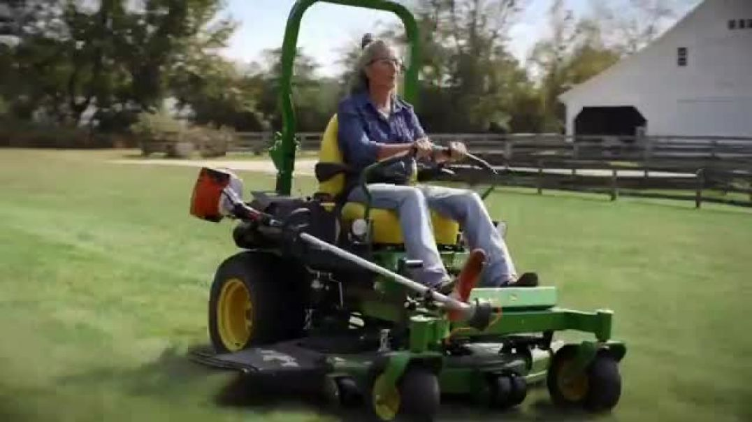 John Deere Z700 TV Commercial Ad 2020, Guardians of the Grass