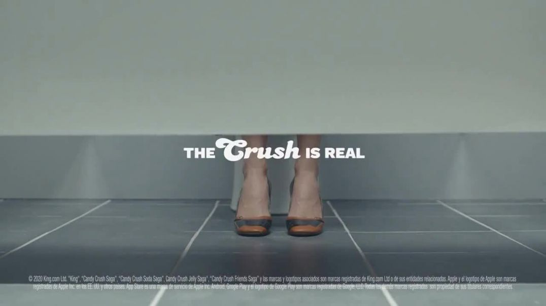 Candy Crush TV Commercial Ad 2020, Baño