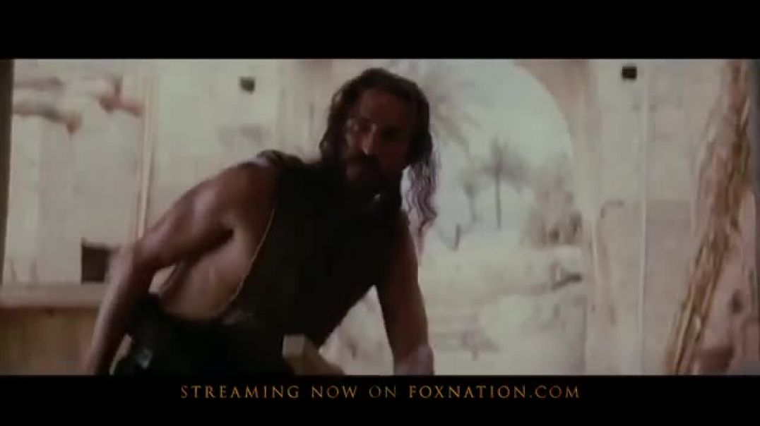 FOX Nation TV Commercial Ad 2020, The Passion of the Christ