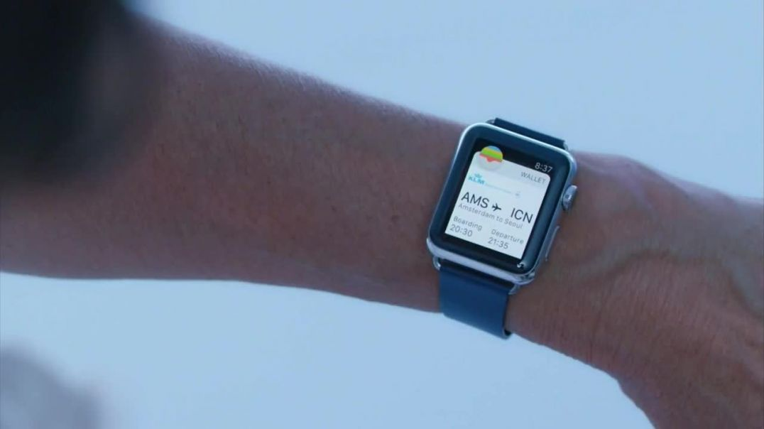 Apple Watch TV Commercial Ad 2020, Travel