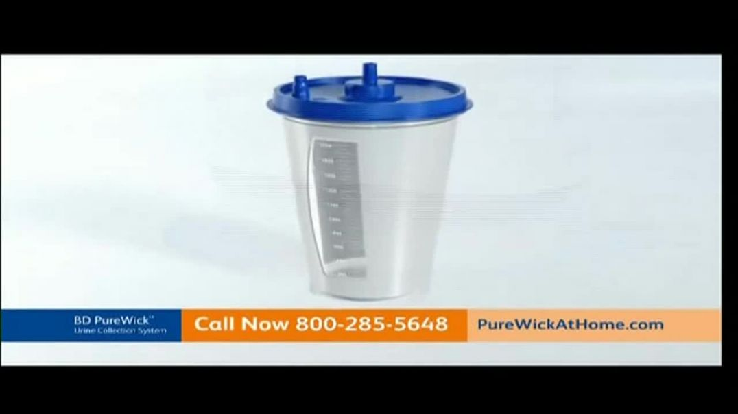 Liberator Medical Supply, Inc PureWick System TV Commercial Ad 2020, Innovative Breakthrough