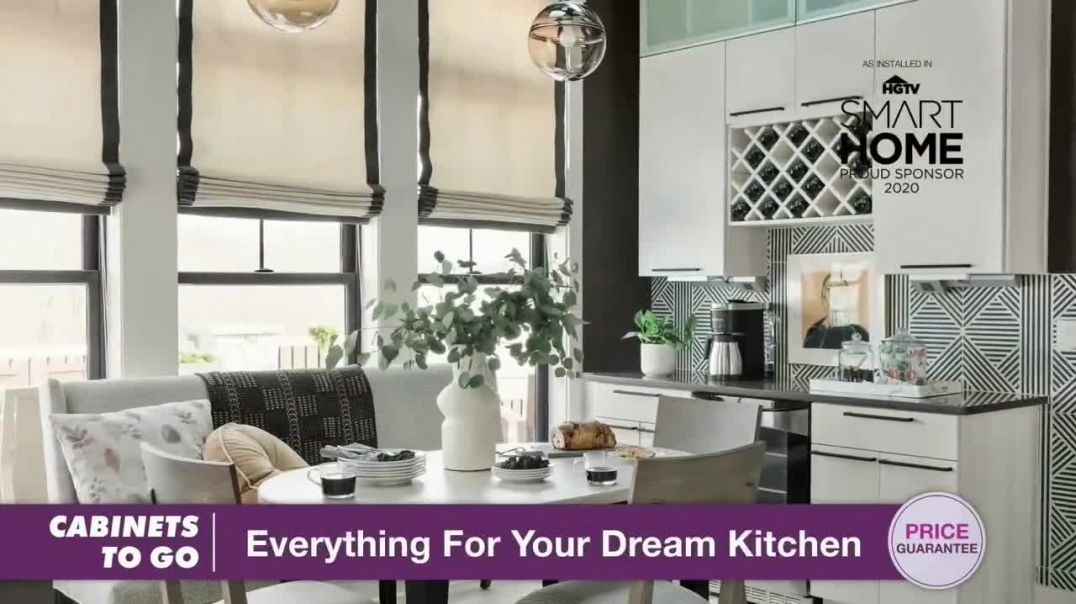 Cabinets To Go TV Commercial Ad 2020, Great Quality at Great Prices BOGO Featuring Bob Vila