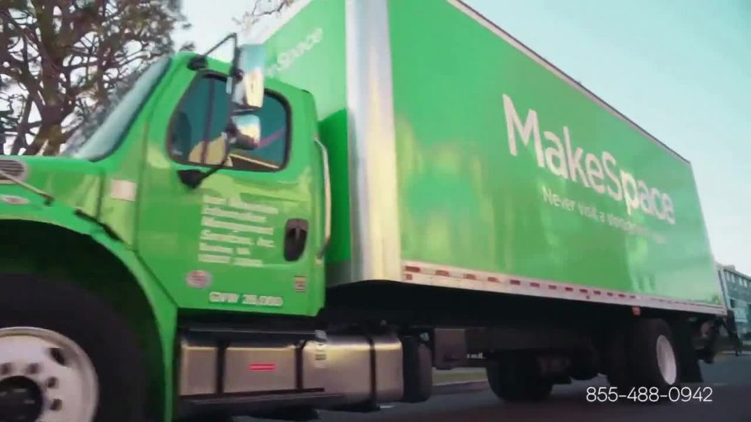 MakeSpace TV Commercial Ad 2020, Store the Stuff You Love (And Would Hate to Throw Away)