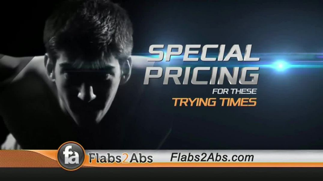 Flabs 2 Abs TV Commercial Ad 2020, Special Pricing for Trying Times