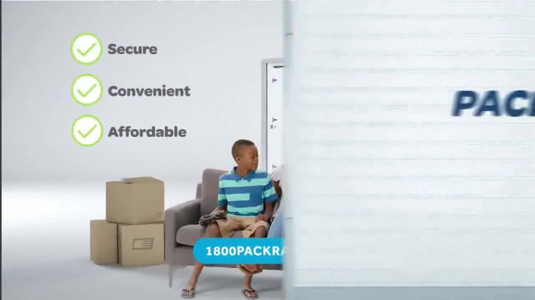 1800PACKRAT TV Commercial Ad 2020, LongDistance Moving