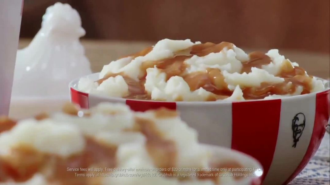 KFC $20 Fill Up TV Commercial Ad 2020, HomeStyle Cookin Without the Cookin