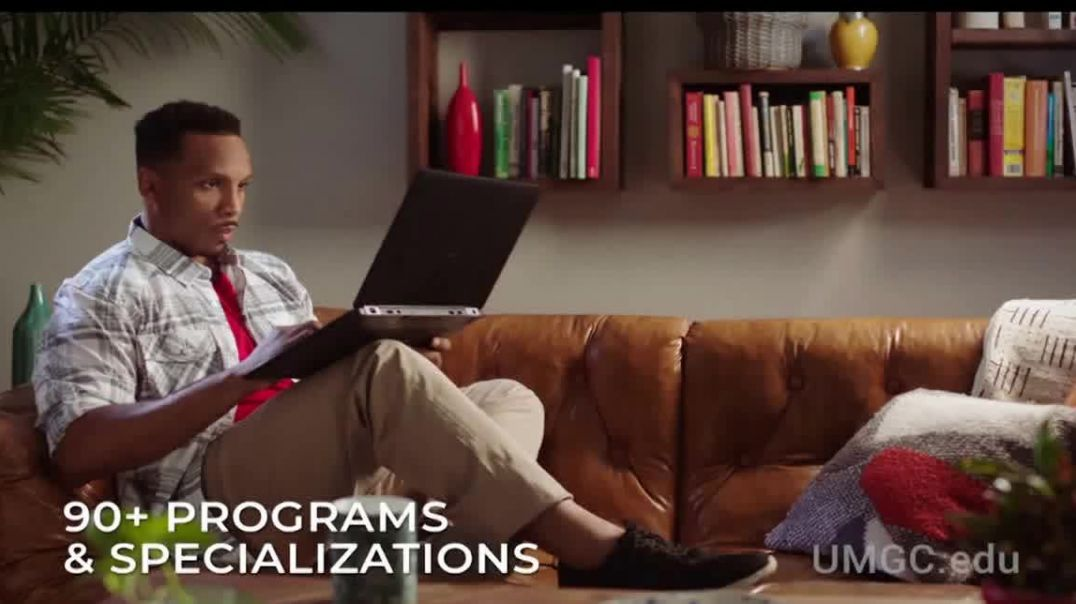 University of Maryland University College TV Commercial Ad 2020, Your Favorite Things Are Made For Y