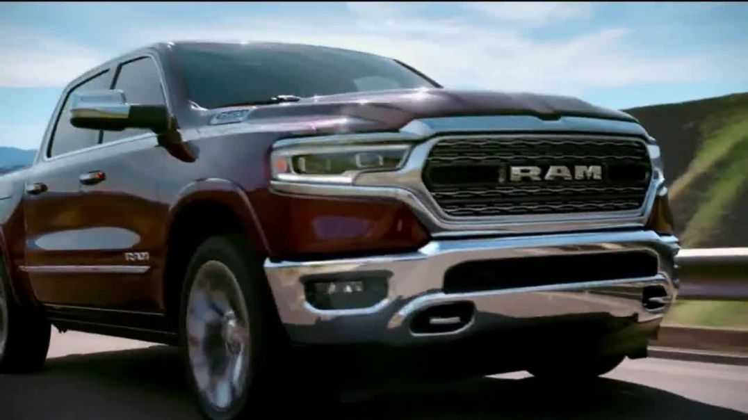 Ram Trucks TV Commerial Ad 2020, Drive Forward Song by OneRepublic [T1]
