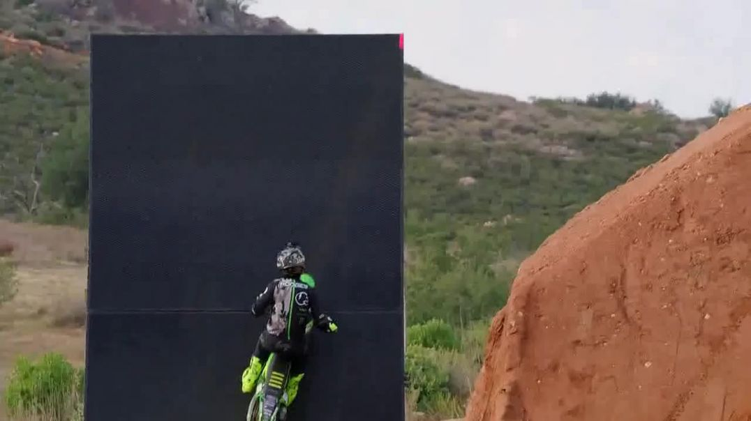 Monster Energy TV Commercial Ad 2020, Airborne Featuring Axell Hodges