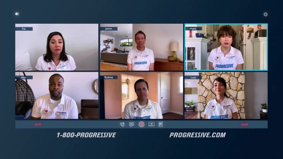 Progressive TV Commercial Ad 2020, WFH- Role Play