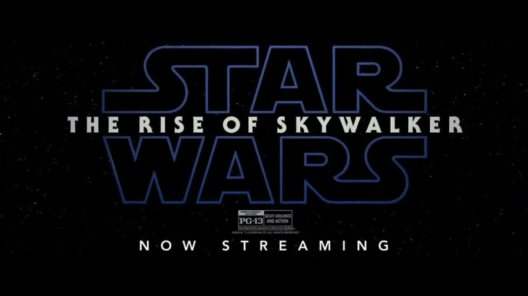 Disney+ TVCommercial Ad 2020, Star Wars- The Rise of Skywalker