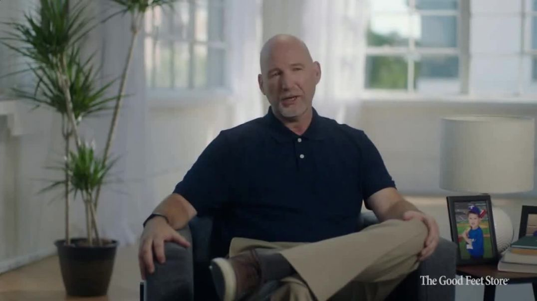 The Good Feet Store TVCommercial Ad 2020, John- Better Quality of Life
