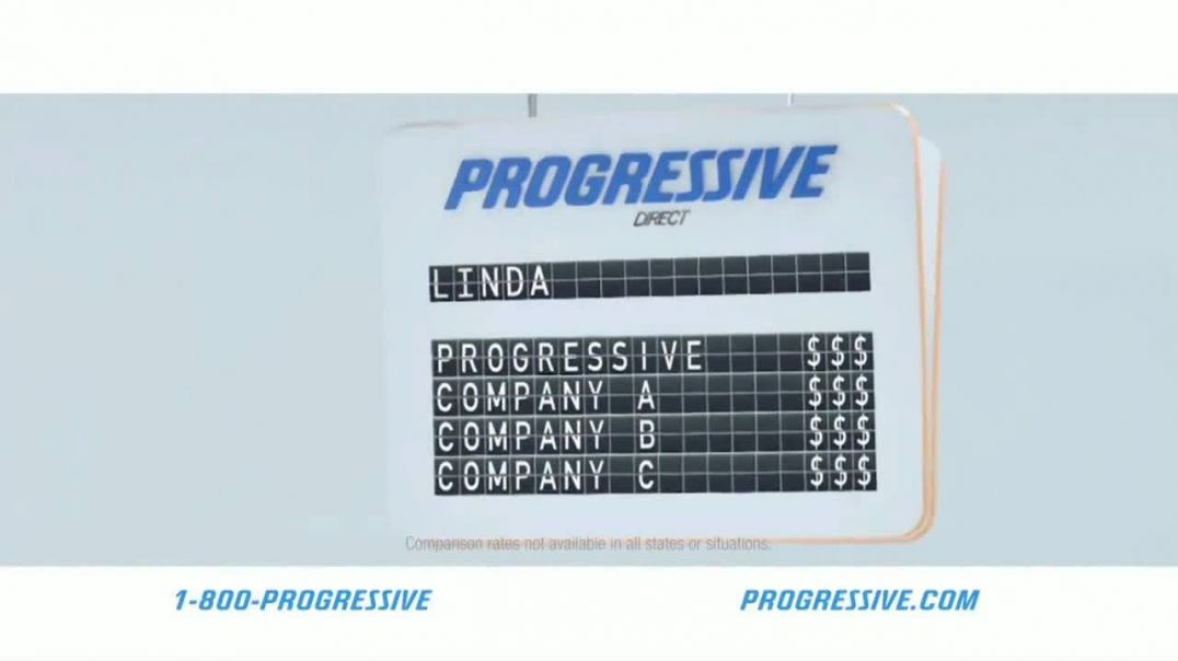 Progressive TV Commercial Ad 2020, History of Savings