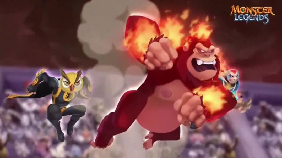 Monster Legends TV Commercial Ad 2020, Cute Baby Monsters