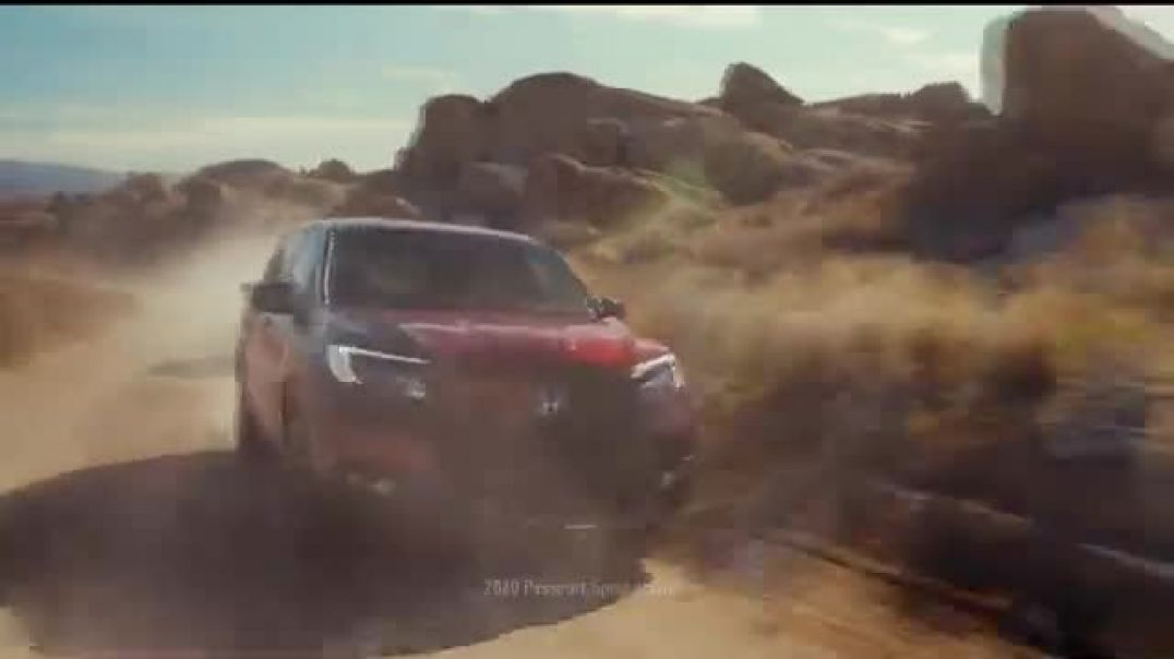 Honda Dream Garage Spring Event TV Commercial Ad 2020, Passport and Pilot Song by Danger Twins