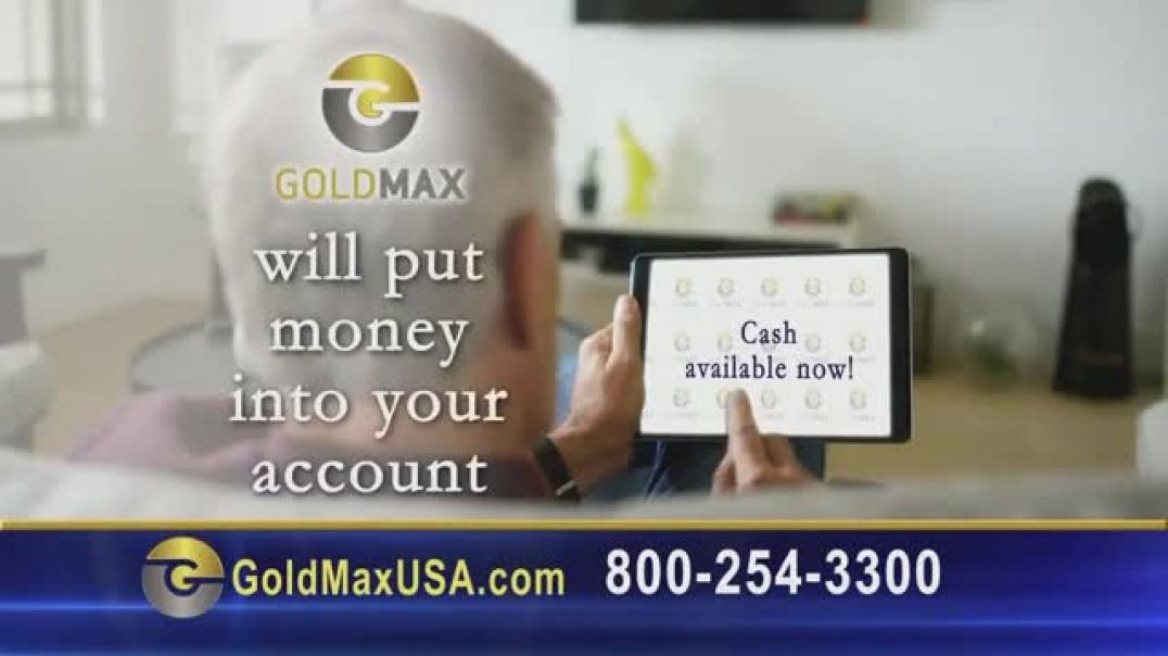 GoldMax TV Commercial Ad 2020, Fast Cash