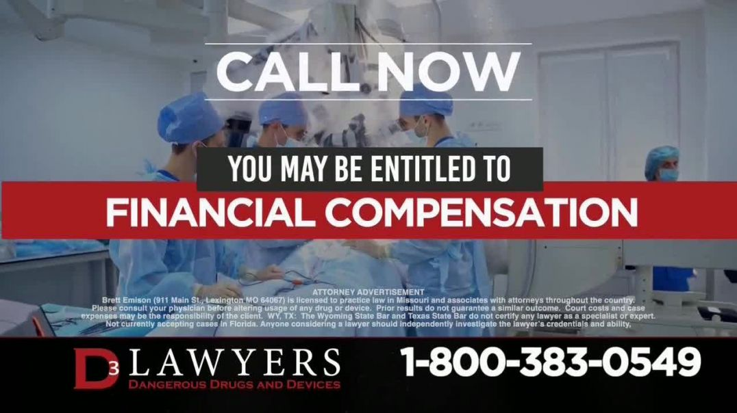 Langdon & Emison Attorneys at Law TV Commercial Ad 2020, Hernia Mesh Complications