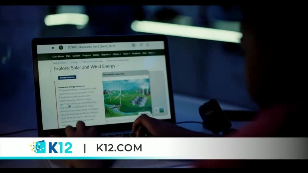 K12 TV Commercial Ad 2020, Education for Any ONE- Where I Need to Be