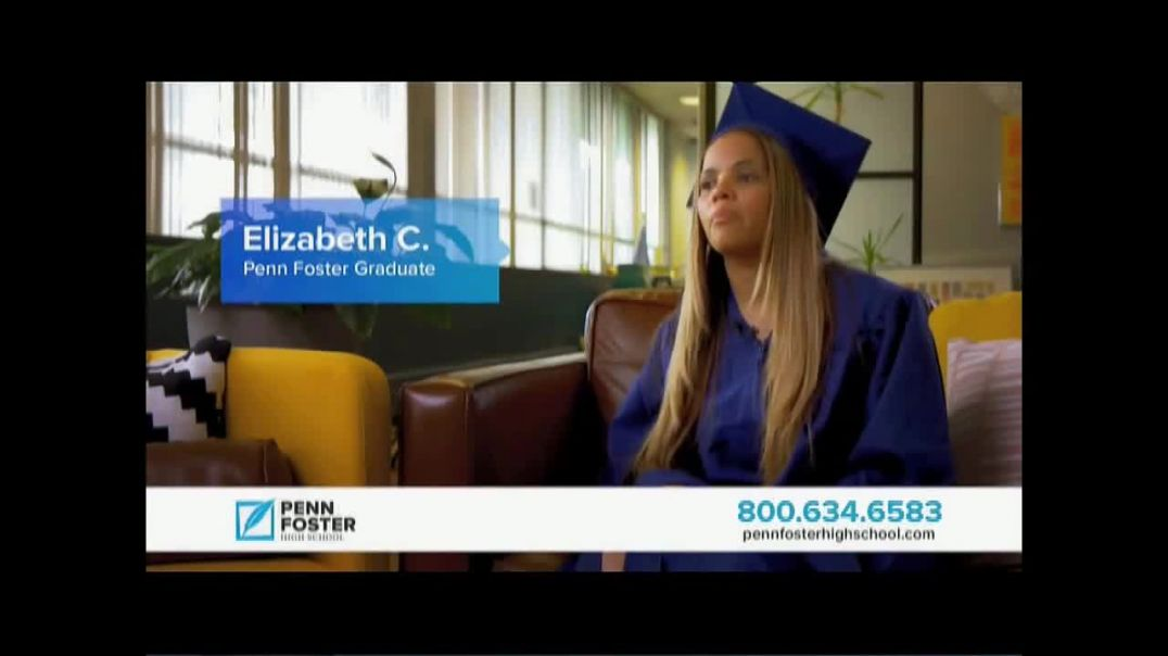 Penn Foster TV Commercial Ad 2020, You Can