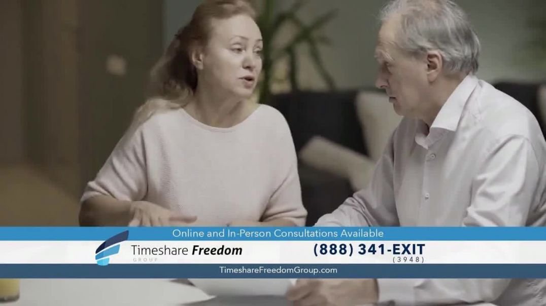 Timeshare Freedom Group TV Commercial Ad 2020, Escape