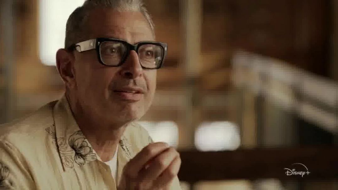 Disney+ TV Commercial Ad 2020, The World According to Jeff Goldblum