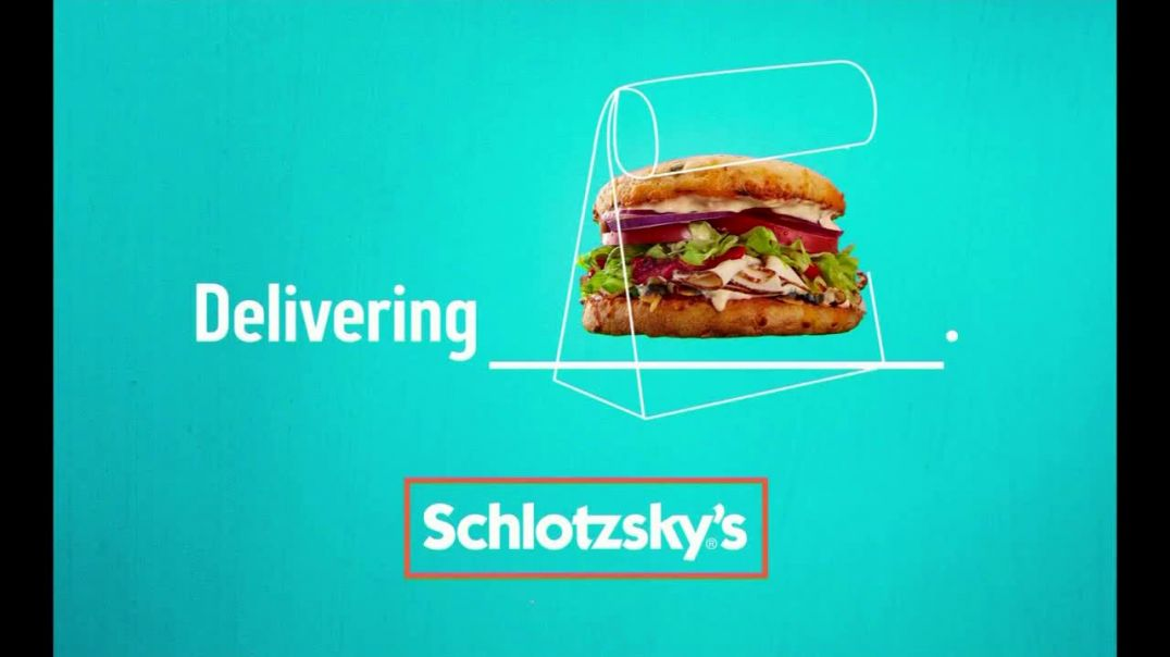 Schlotzskys TV Commercial Ad 2020, From Our Oven to Your Doorstep