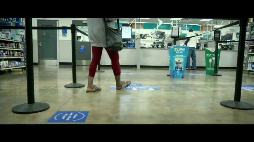 Walmart TV Commercial Ad 2020, Keep America Moving